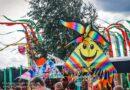 В «Царицыно» пройдет ежегодный фестиваль «Пестрое небо»