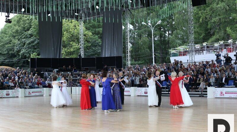 Танцоры 55+ района Орехово-Борисово Южное выступили на турнире по бальным танцам